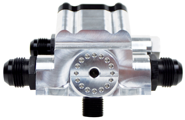 Peterson Fluid Systems : Spin On Filter Mounts