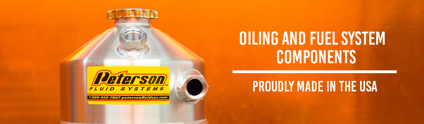 Oiling and fuel systems made in the usa