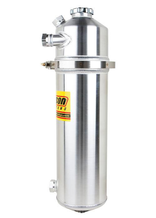 Dry Sump Oil Tank 2 5 Gallon
